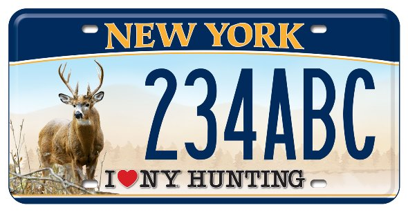 Ny introduces adventure license series outdoor tom for Lifetime fishing license price