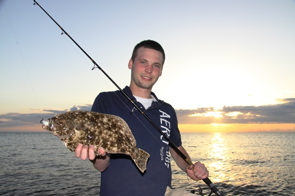 With regional management now approved for fluke, New York shore anglers are hoping a smaller size limit will provide a reasonable shot at catching a keeper.